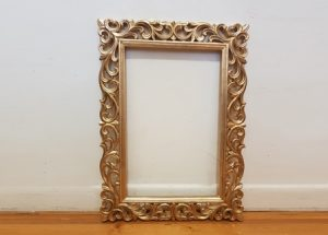 WoodenFrame_Gold